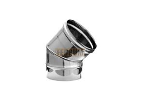 Колено угол 135°, 430/0,5 мм, Ф115 Ferrum