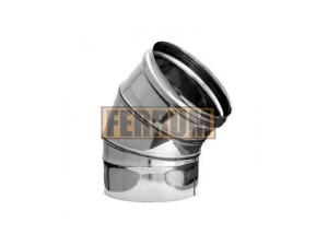 Колено угол 135°, 430/0,5 мм, Ф130 Ferrum