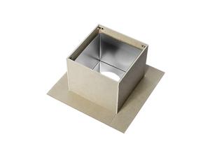 Потолочно проходной узел Н, 430/0,5 мм + мин., Ф210 Ferrum
