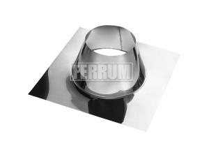 Крышная разделка прямая, 430/0,5, Ф210 Ferrum